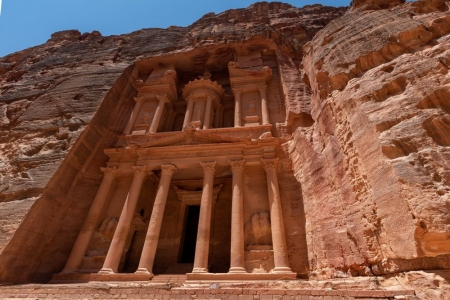 Petra Day Tour from Tel Aviv