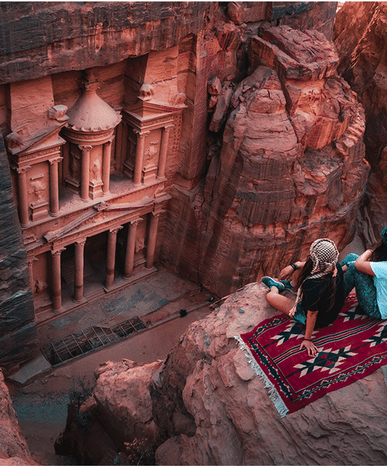 private tours to petra from israel