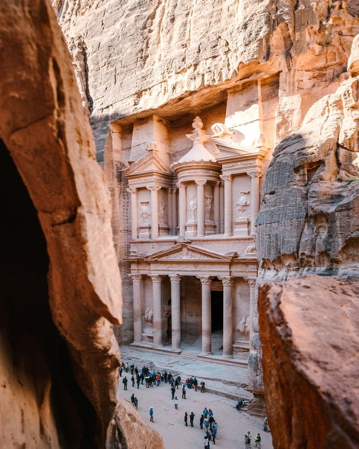 Petra and Wadi Rum Tour from Tel Aviv – 2 Days