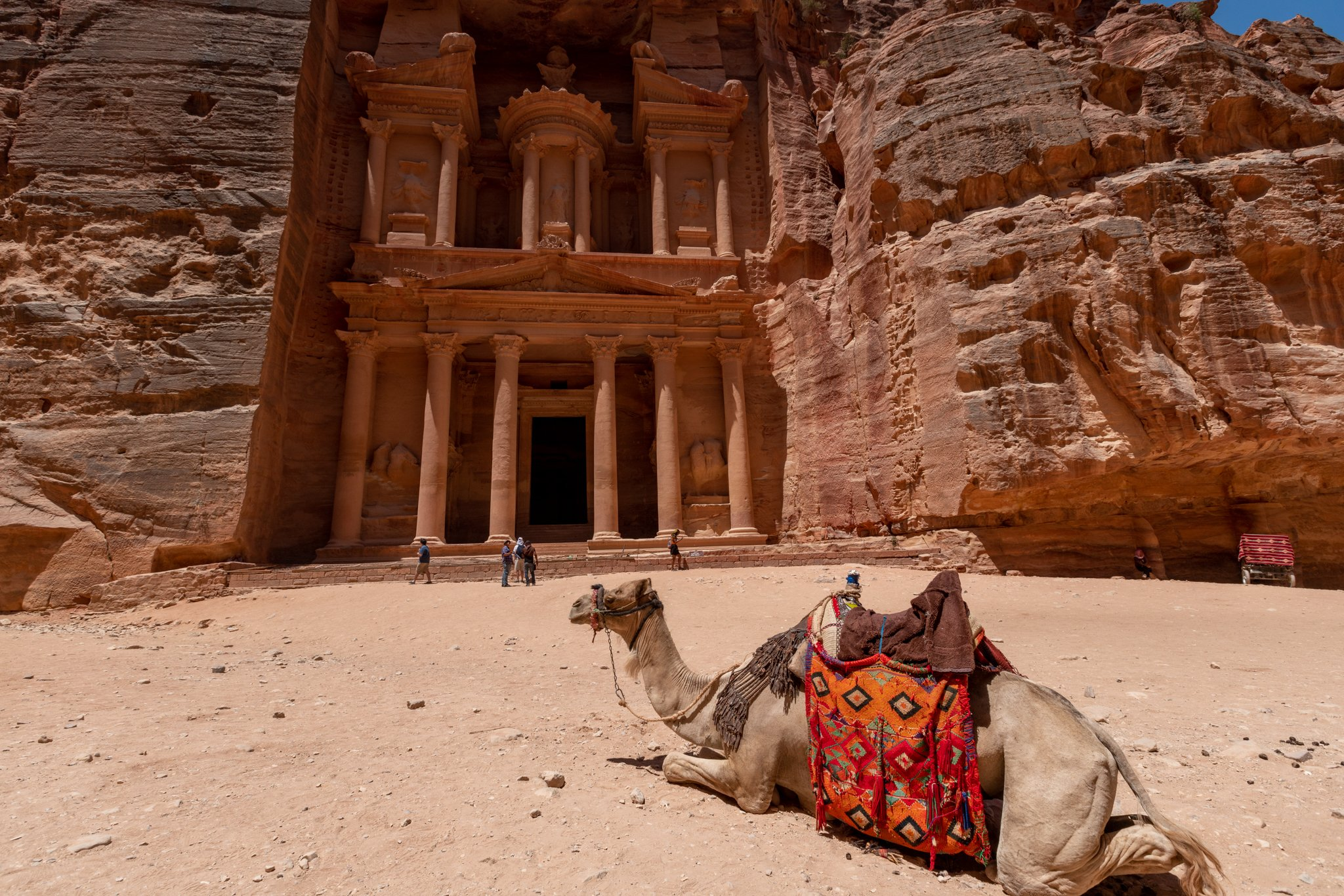 Petra Day Tour with 2 nights in Aqaba