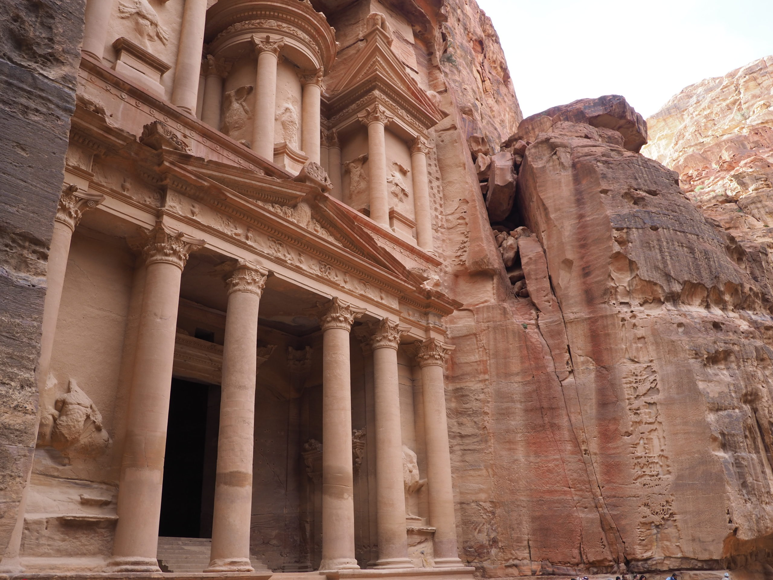 Petra 2 Day Tour from Tel Aviv or Jerusalem