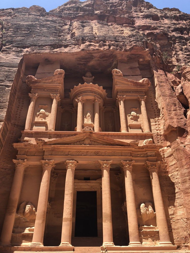 Caso Imperial perro  Petra, Wadi Rum, Amman & Highlights of Jordan from Jerusalem or ...