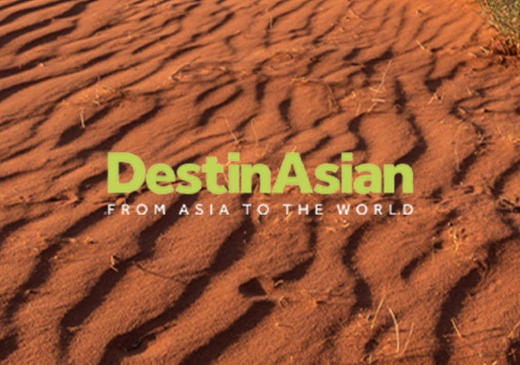 DestinAsian (Asian travel news website). January, 2016