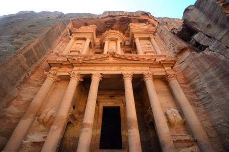 Petra Day Tour from Jerusalem
