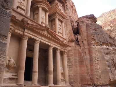 Petra 2 Day Tour from Tel Aviv and Jerusalem