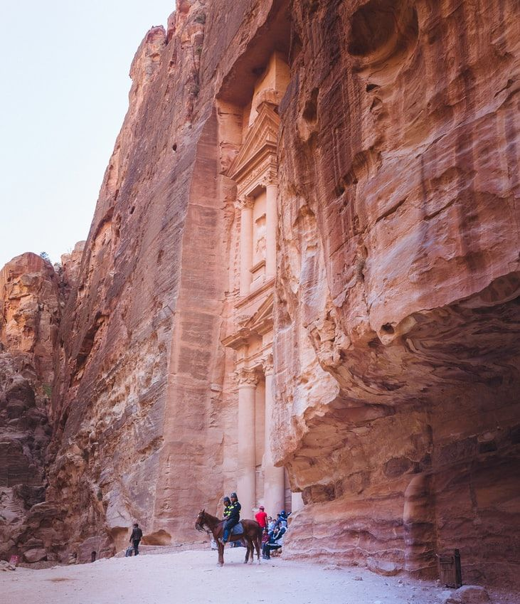 Petra for Groups of 20 and more