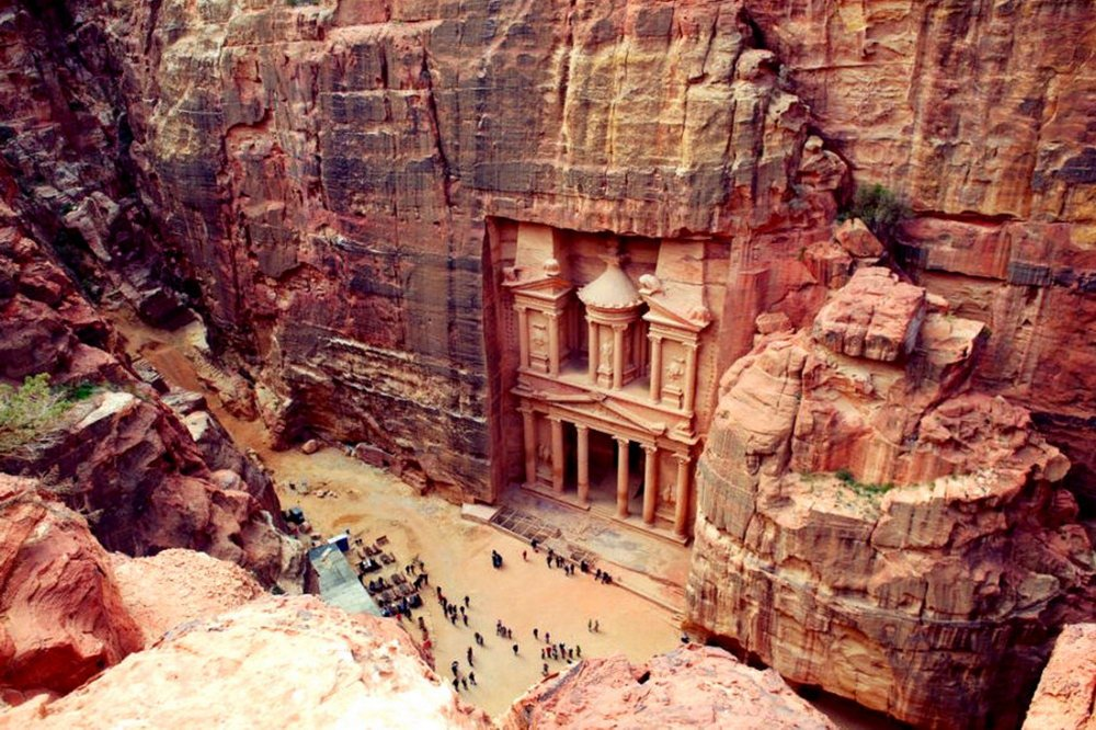 petra three day tour